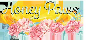 Honey paws logo 150px